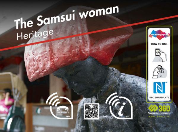 Samsui Woman – Singapore
